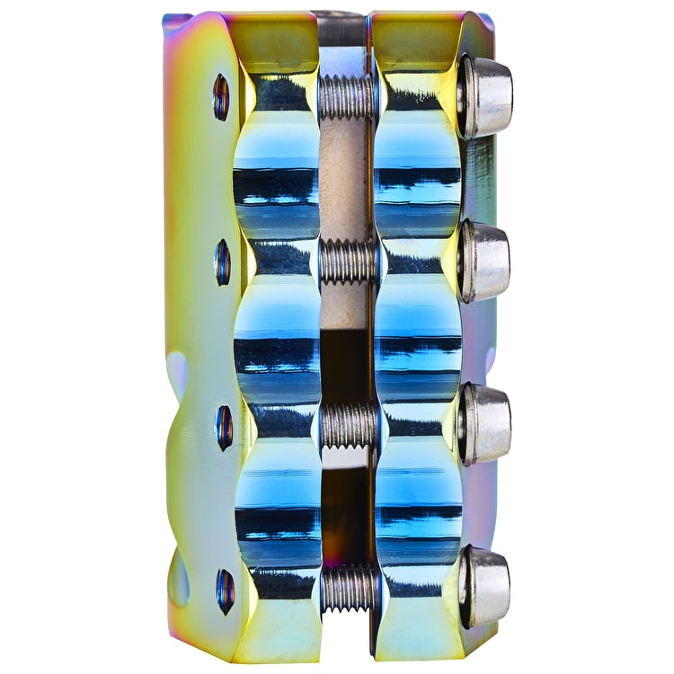 Chilli Pro 4 Bolt SCS Oversized Scooter Clamp - Neochrome