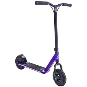 Grit Fluxx 2015 Dirt Scooter - Purple/Satin Black