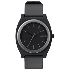 Nixon Time Teller P Watch - Midnight Anodised