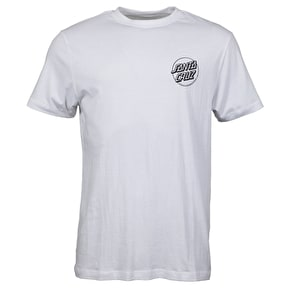 Santa Cruz Stinger T-Shirt - White