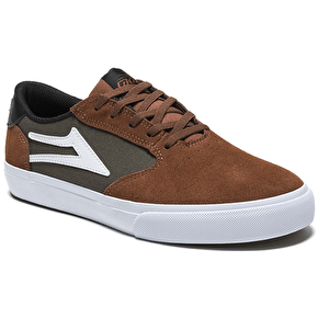 Lakai Pico Shoes - Copper Suede
