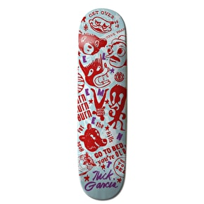 Element Brainstorm Skateboard Deck - Garcia 8.25