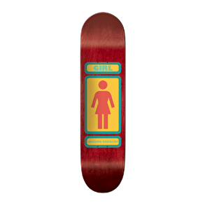 Girl 93 Til Skateboard Deck - Mike Mo 7.75