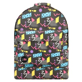 Mi-Pac 80'S Pop Backpack - Black