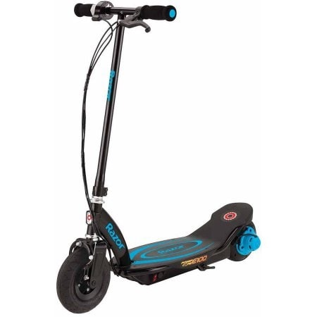 Razor Power Core E100 Electric Scooter Blue Razor