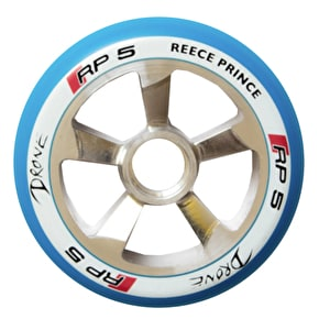 Drone RP5 110mm Wheel - Chrome/Blue