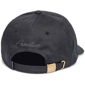 Primitive Dirty P Crush Dad Hat - Black