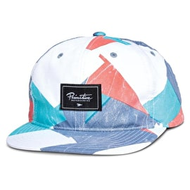 Primitive Pool Party Unstructured Snapback Cap - Tropical