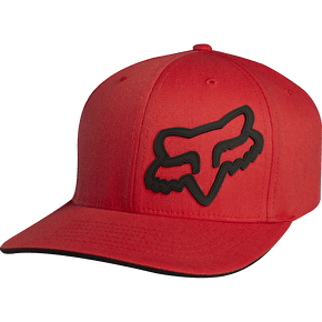 Fox Signature Flexfit Cap - Red