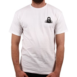 Nothing Special Bearing Mother T Shirt - White