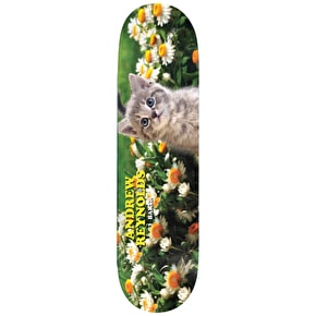Baker Reynolds Mr. Twinkles Skateboard Deck - 8