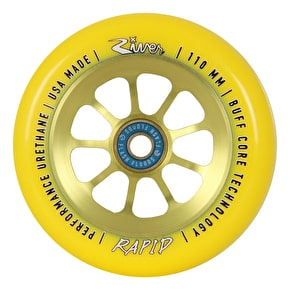 River Rapids Sunrise Pro 110mm Scooter Wheel