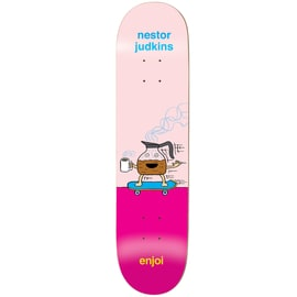 Enjoi Dingleballdom R7 Skateboard Deck - Judkins 8.375