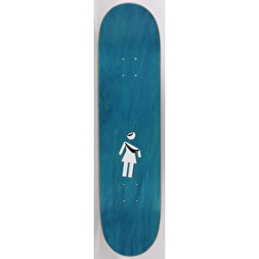 Girl Folded OG Brophy Skateboard Deck - 8