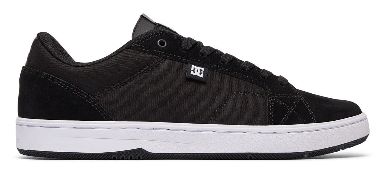 Image of DC Astor Skate Shoes - Black/White