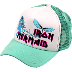 Skatanist  Iron Mermaid Trucker Cap