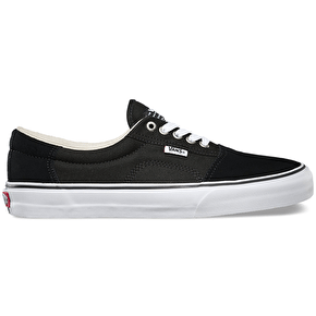 Vans Rowley Solos Shoes - Black/White