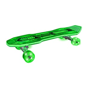 Neon Cruzer Light Up Complete Skateboard - Green
