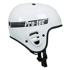 Pro-Tec Full Cut Certified Helmet - Gloss White