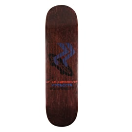Toy Machine Poster Skateboard Deck - 8.375