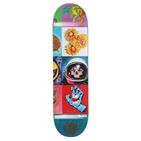 Santa Cruz Ron English POPaganda II Skateboard Deck - Multi 8.25
