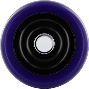 Eagle Black core Purple Pu Metal Core wheel - 100mm