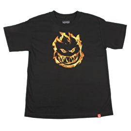 Spitfire Premium 451 Kids T-Shirt - Black