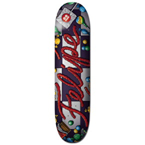 Plan B Sweet Tooth Pro Spec Skateboard Deck - Felipe 8