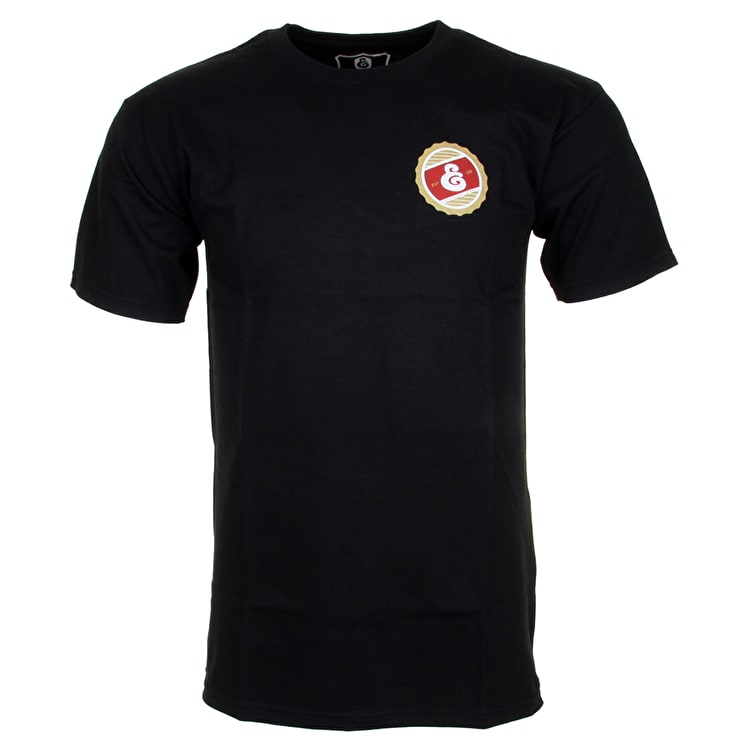 Expedition One Lager T-Shirt - Black