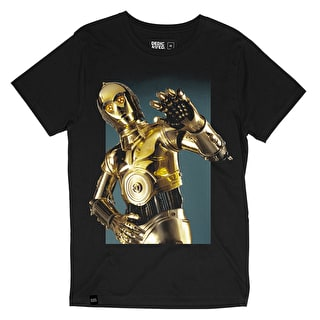 Dedicated C3PO Hello T-Shirt