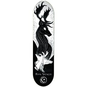 Foundation Shadow Puppet Skateboard Deck - Spencer 8.375