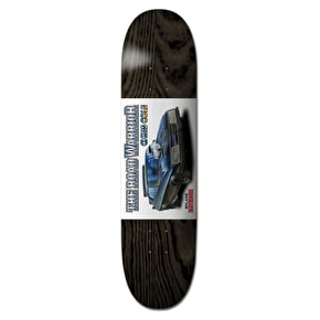 Plan B Skateboard Deck - Warrior Pro Spec Cole 8''