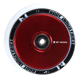 Root Industries 110mm Air Scooter Wheel - White/Red