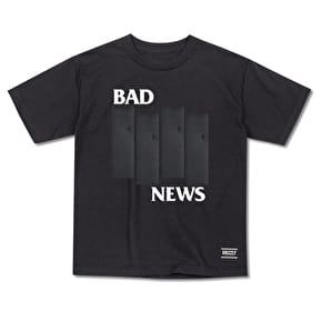 Grizzly Bad Flag Kids T-Shirt - Black