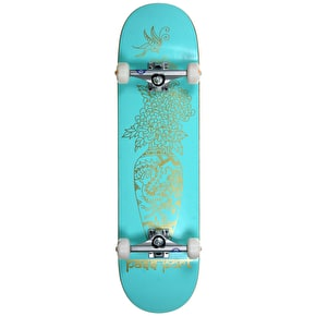 Pass-Port Custom Skateboard - Likely Flowers - 8.38