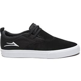 Lakai Riley Hawk 2 Skate Shoes - Black Suede