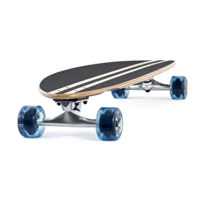 Mindless Tribal Rogue II Complete Longboard - Blue/Blue 38
