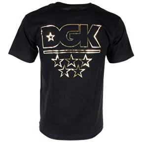 DGK All-Star T-Shirt - Black
