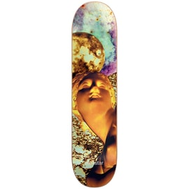 Darkstar Solar Skateboard Deck - Yellow 7.75