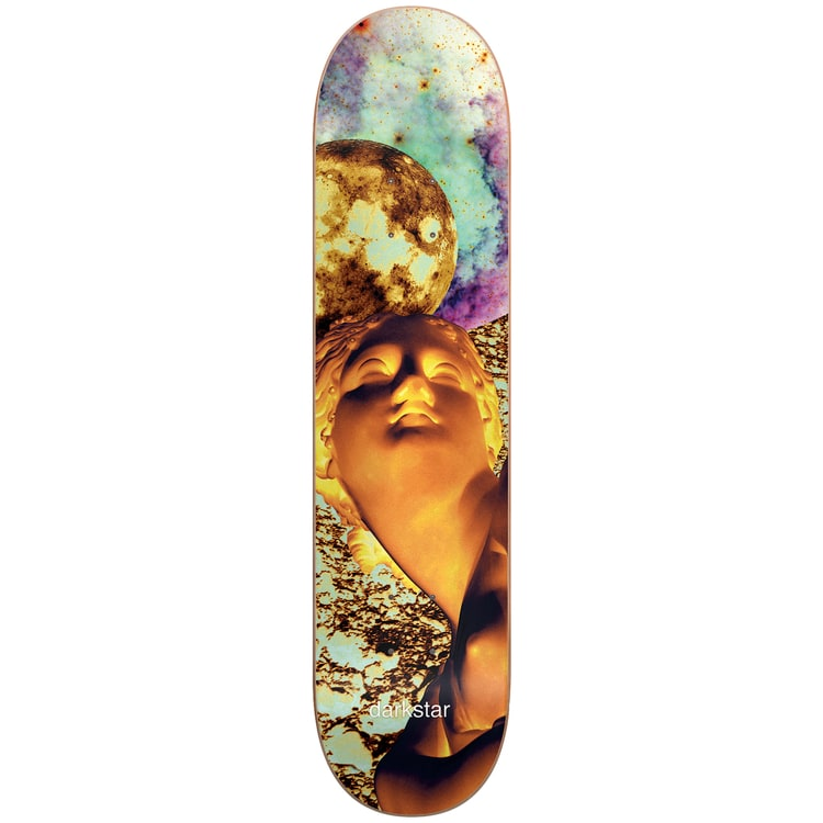 Darkstar Solar Skateboard Deck - Yellow 7.75""