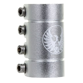 Phoenix Smooth SCS Clamp  - Silver