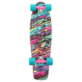 Penny Nickel Sea Space Complete Skateboard - 27