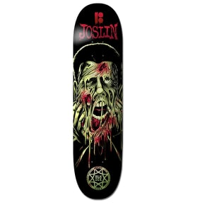 Plan B Skateboard Deck - Damage Face Melter Joslin 8