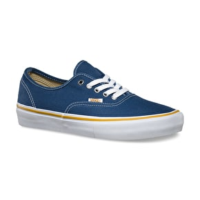 Vans Authentic Pro Shoes - (Anti Hero) Blue