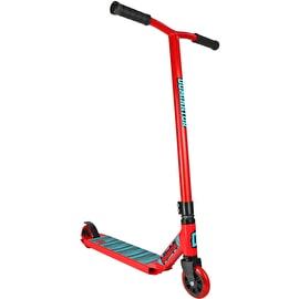 Dominator Cadet Complete Scooter - Red/Red