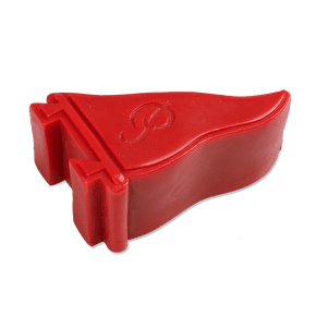 Primitive Pennant Skateboard Wax - Red