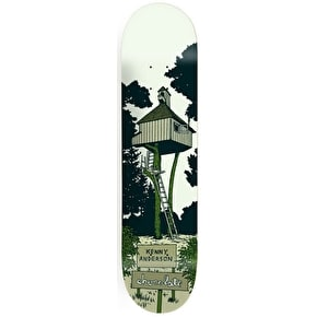 Chocolate Tree House Skateboard Deck - Anderson 8.125