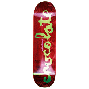 Chocolate Original Chunk Skateboard Deck - Eldridge 8.25