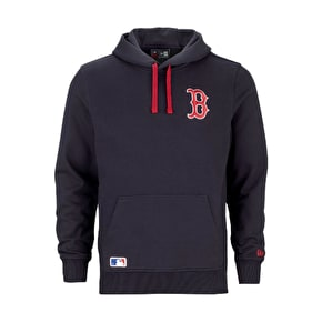 New Era Hoody - Boston Red Sox Navy