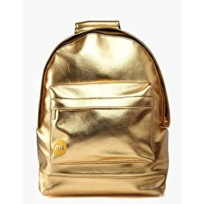 Mi-Pac Gold Backpack - 24K Gold